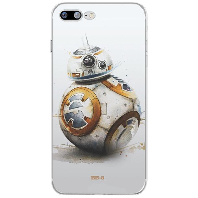 Coque Star Wars<br> Iphone Bb8 - Yoda Shop
