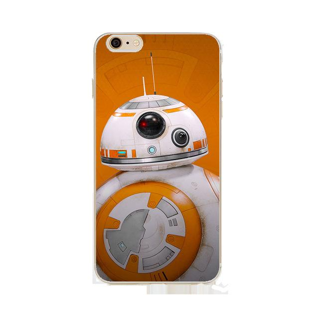 Coque Star Wars<br> Iphone Bb8 Bip - Yoda Shop