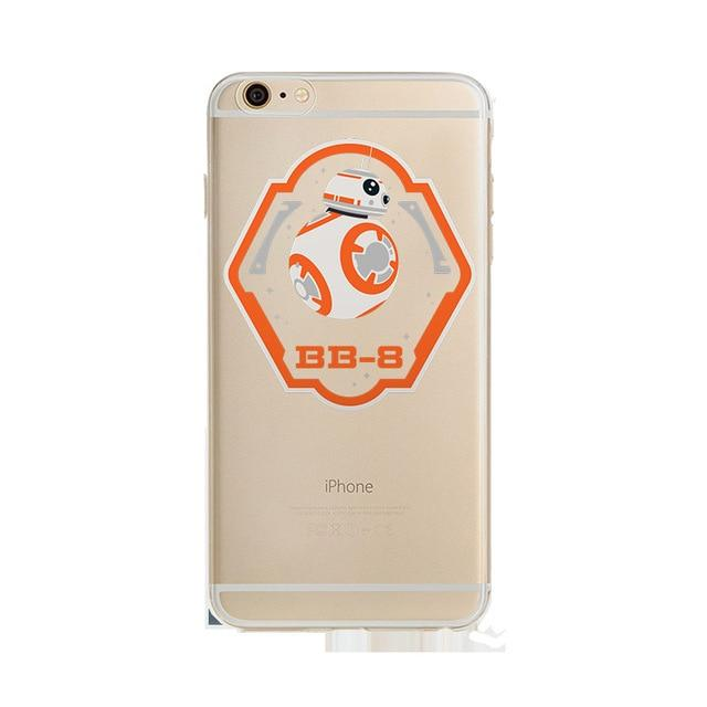 Coque Star Wars<br> Iphone Bb8 Circle - Yoda Shop