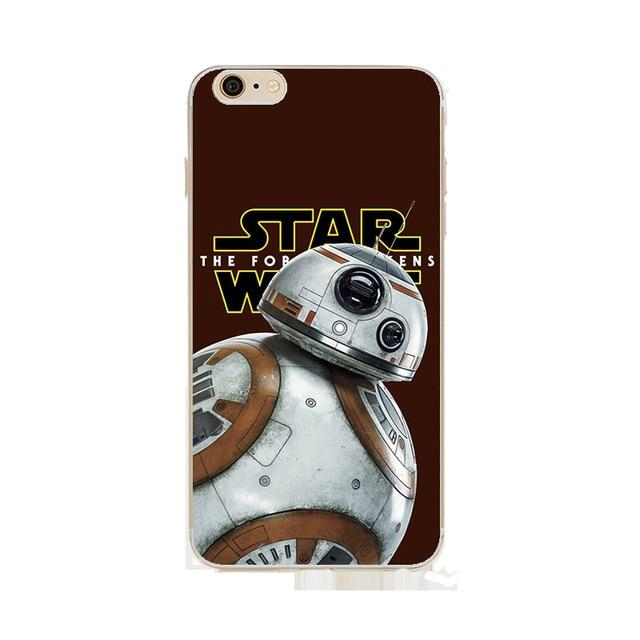 Coque Star Wars<br> Iphone Bb8 The Force Awakens - Yoda Shop