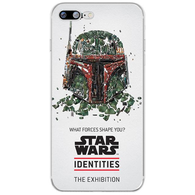 Coque Star Wars<br> Iphone Boba Fett - Yoda Shop