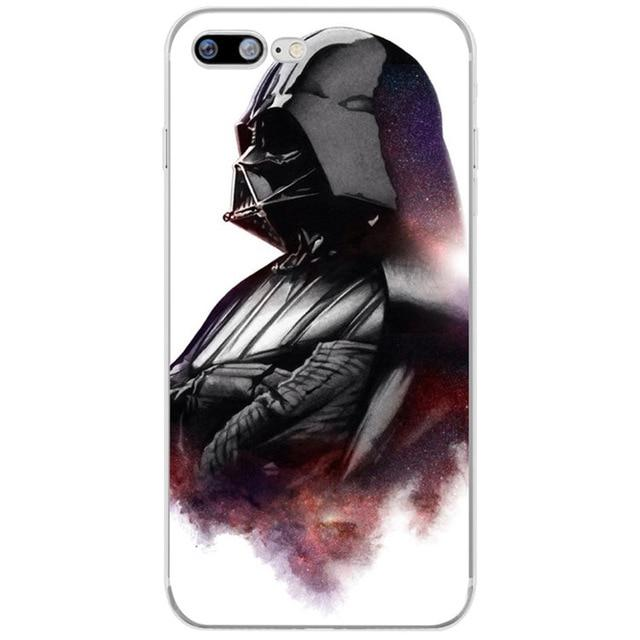 Coque Star Wars<br> Iphone Dark Vador - Yoda Shop