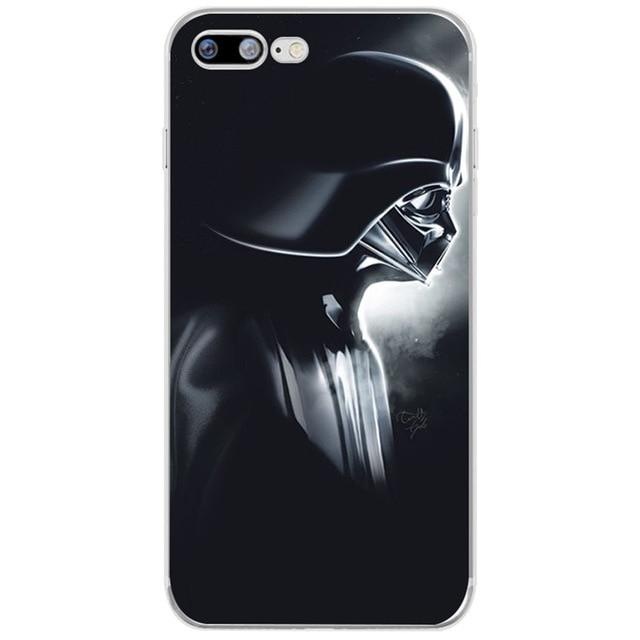 Coque Star Wars<br> Iphone Dark Vador Black - Yoda Shop