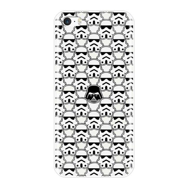 Coque Star Wars<br> Iphone Dark Vador Empire - Yoda Shop