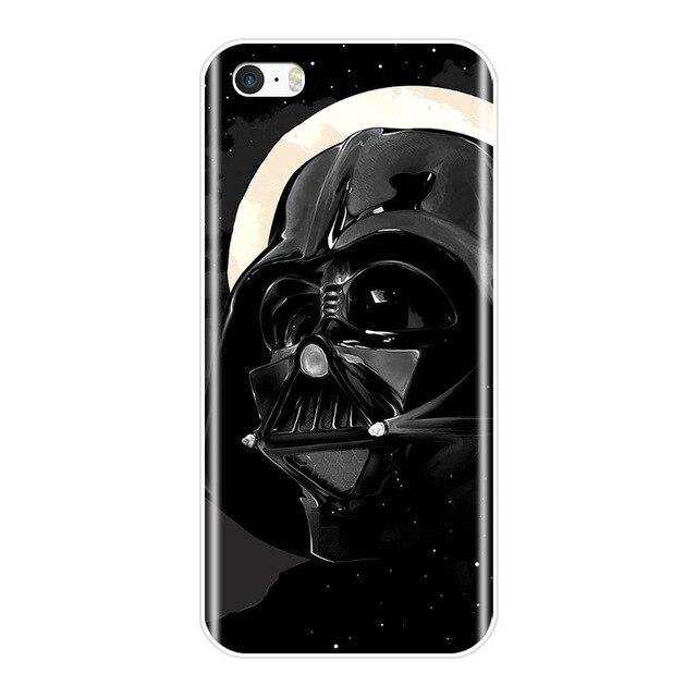 Coque Star Wars<br> Iphone Dark Vador Face - Yoda Shop