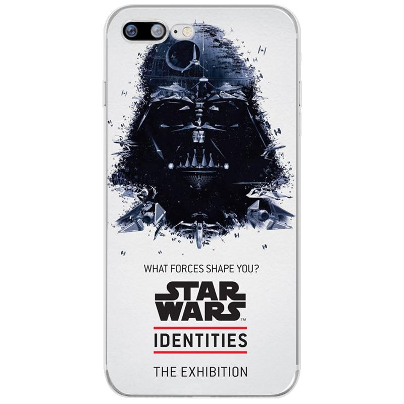 Coque Star Wars<br> Iphone Dark Vador Identities - Yoda Shop
