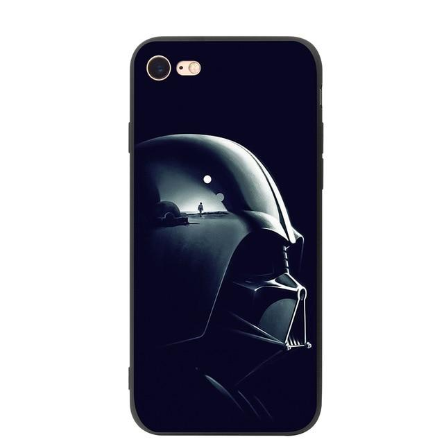 Coque Star Wars<br> Iphone Dark Vador Vision - Yoda Shop