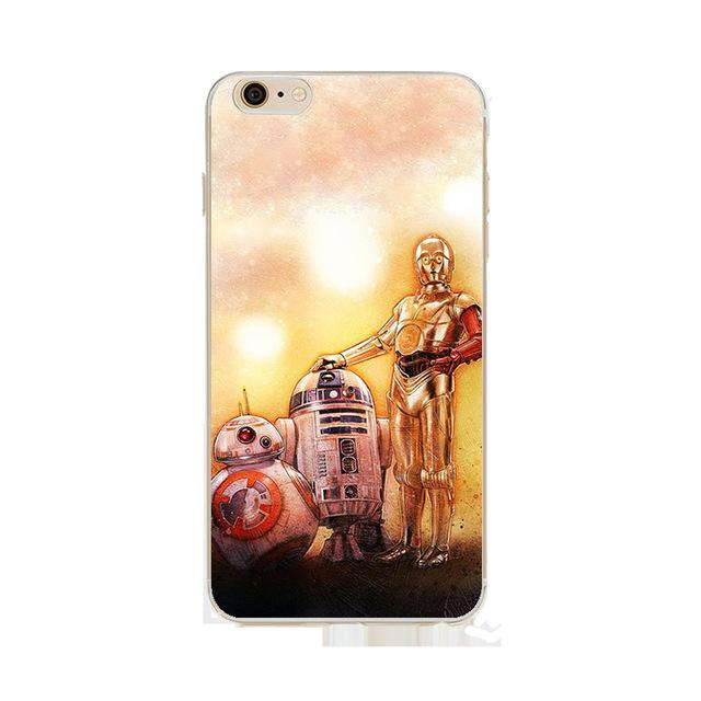 Coque Star Wars<br> Iphone Droïdes - Yoda Shop