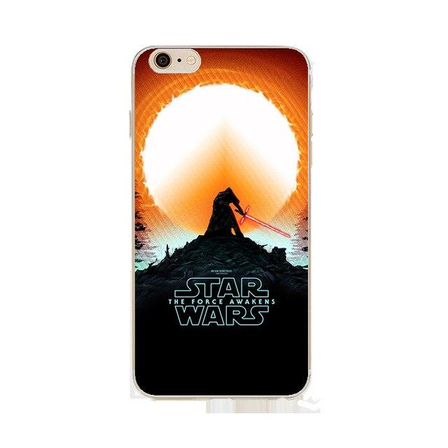 Coque Star Wars<br> Iphone Kylo Ren Sun - Yoda Shop