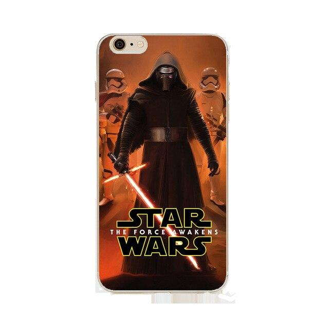 Coque Star Wars<br> Iphone Kylo Ren The Force Awakens - Yoda Shop