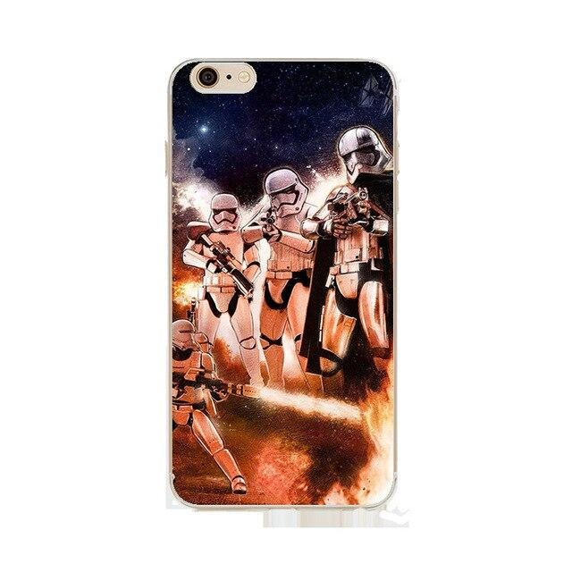 Coque Star Wars<br> Iphone Phasma Empire - Yoda Shop
