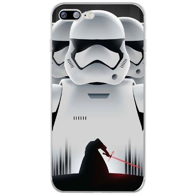 Coque Star Wars<br> Iphone Stormtrooper - Yoda Shop