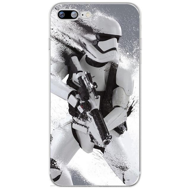Coque Star Wars<br> Iphone Stormtrooper Mirage - Yoda Shop
