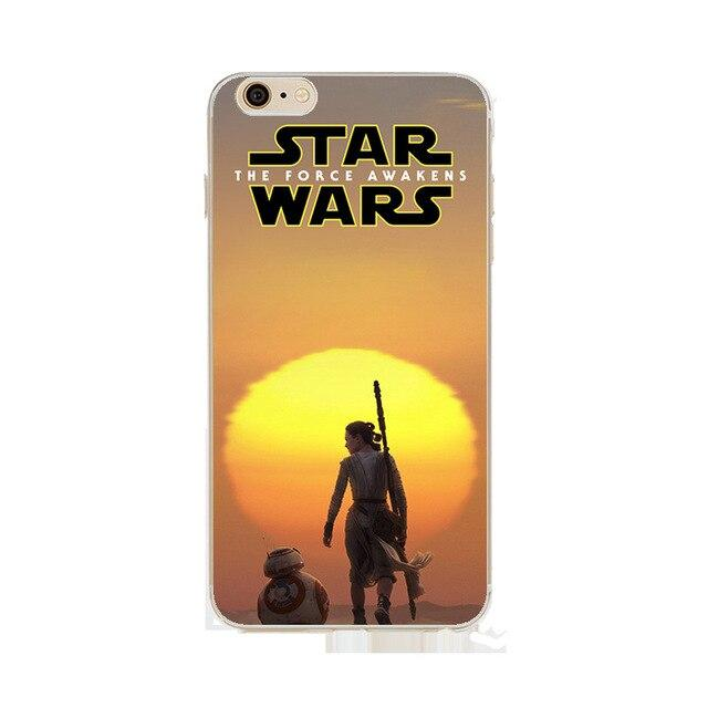 Coque Star Wars<br> Iphone The Force Awakens - Yoda Shop