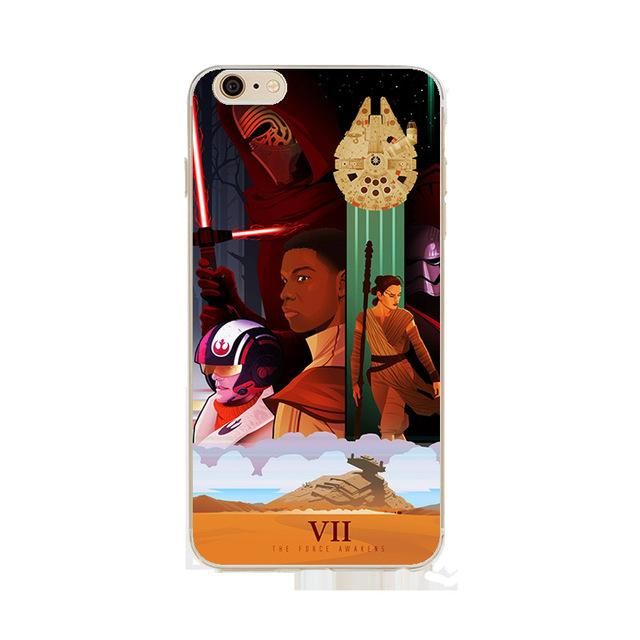 Coque Star Wars<br> Iphone Vii - Yoda Shop
