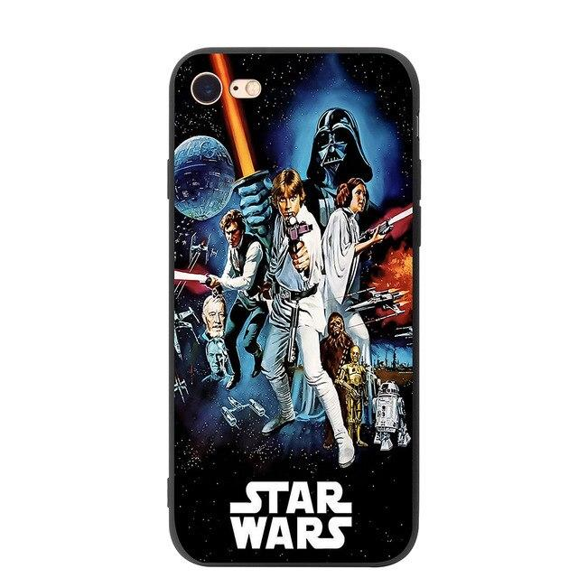Coque Star Wars<br> Iphone Vintage - Yoda Shop