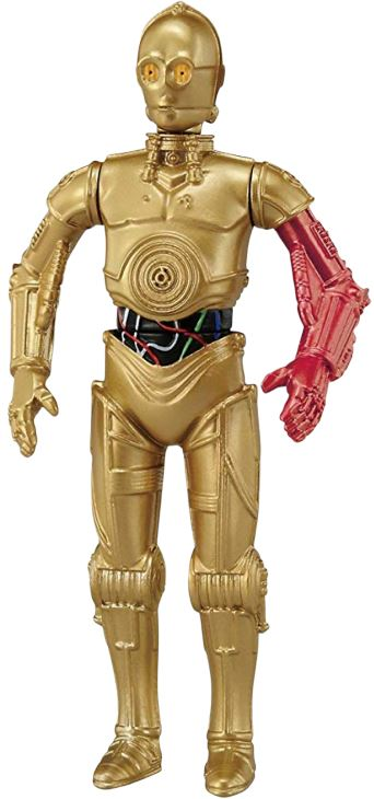 Figurine Star Wars<br> C-3Po - Yoda Shop
