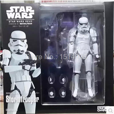Figurine Star Wars<br> Stormtrooper - Yoda Shop