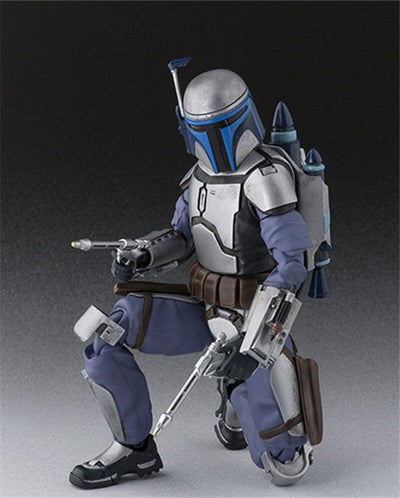 Figurine Star Wars<br> Jango Fett - Yoda Shop