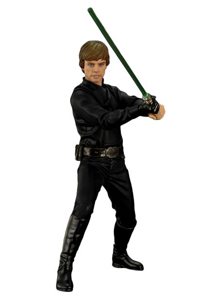Figurine Star Wars<br> Luke Skywalker - Yoda Shop