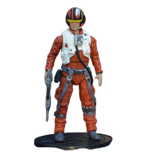 Figurine Star Wars<br> Poe Dameron - Yoda Shop