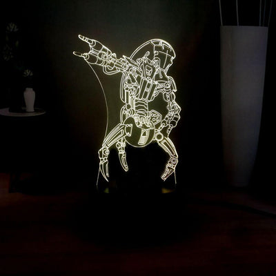Lampe Star Wars<br> Droïdeka - Yoda Shop