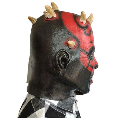 Masque Star Wars Dark Maul - Yoda Shop