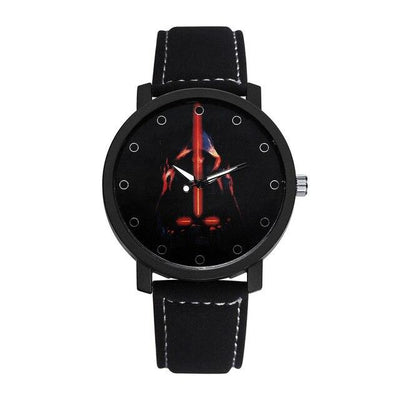 Montre Star Wars<br> Kylo Ren Noir - Yoda Shop