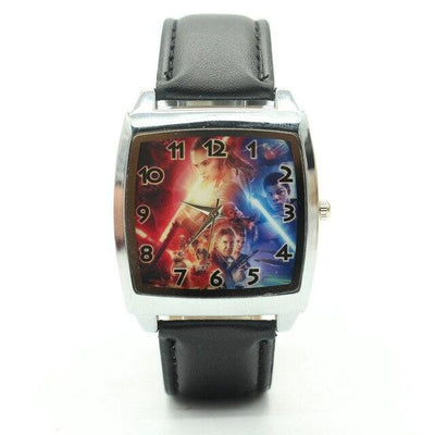 Montre Star Wars<br> Le Réveil De La Force - Yoda Shop