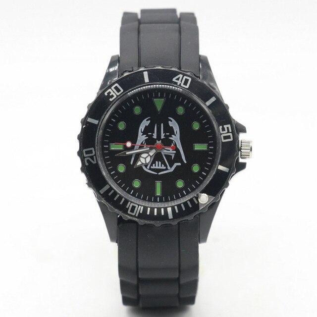 Montre Star Wars<br>Sport Dark Vador - Yoda Shop