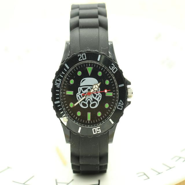 Montre Star Wars<br>Sport Stormtrooper - Yoda Shop