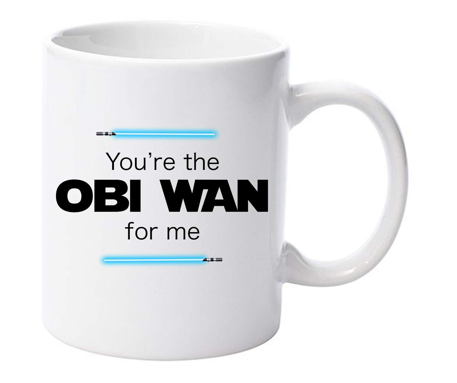 Mug Star Wars<br> Obi Wan Kenobi - Yoda Shop