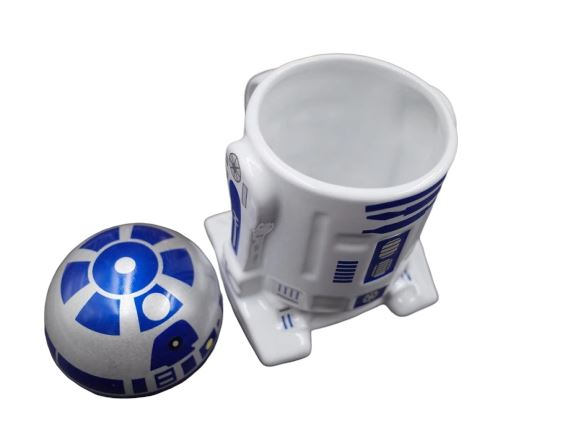 Mug Star Wars<br> R2D2 - Yoda Shop