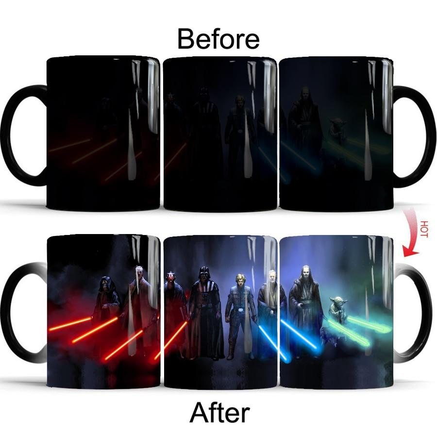Mug Star Wars<br> Sith Et Jedi - Yoda Shop