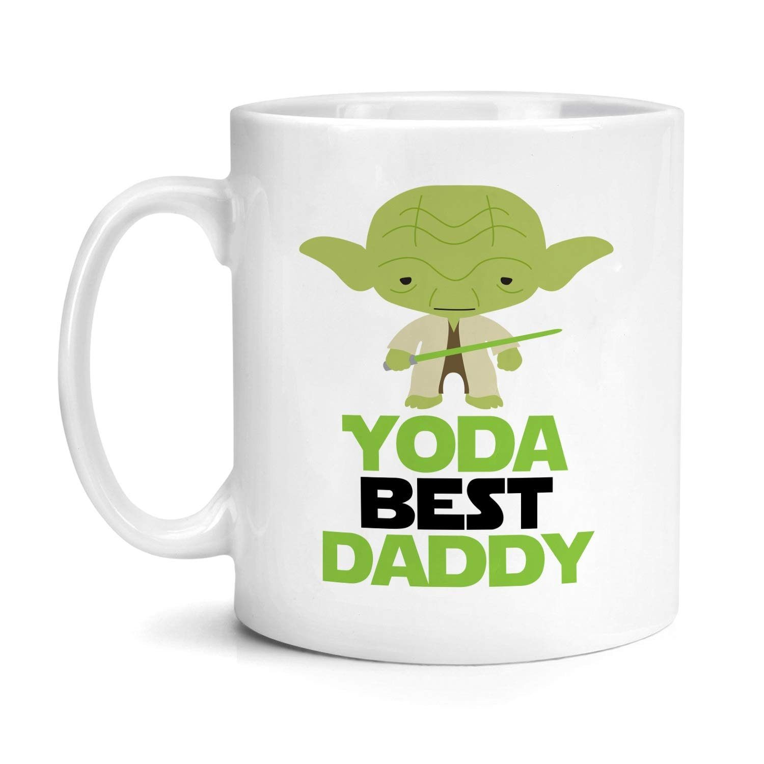Mug Star Wars<br> Yoda Daddy - Yoda Shop