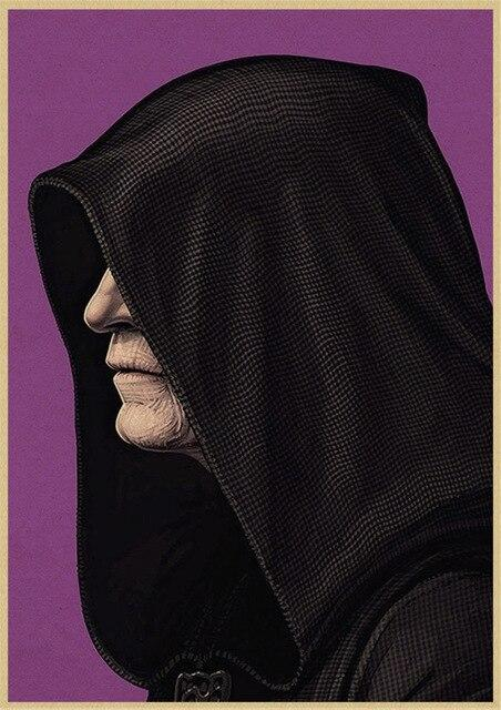 Poster Star Wars Palpatine - Yoda Shop