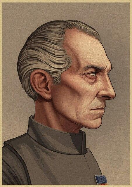 Poster Star Wars<br> Tarkin - Yoda Shop