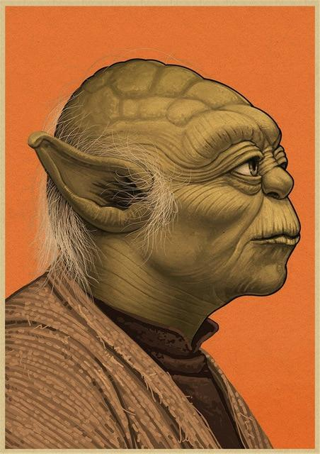 Poster Star Wars<br> Yoda - Yoda Shop