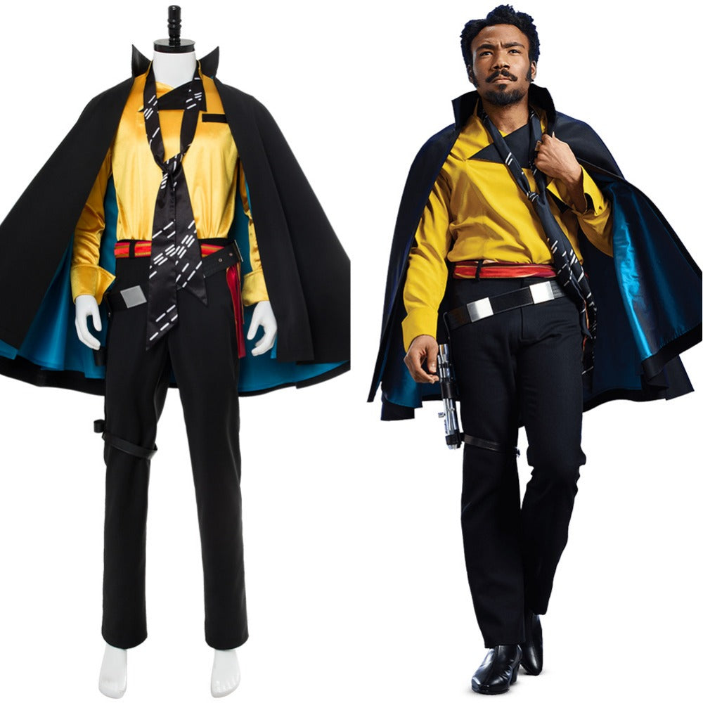 Déguisement <Br>Lando Calrissian - Yoda Shop
