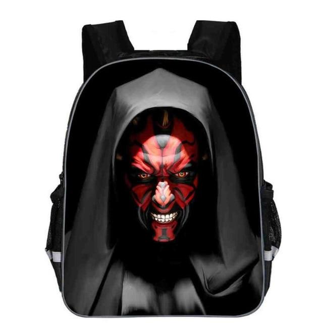 Sac À Dos Star Wars<br> Dark Maul - Yoda Shop