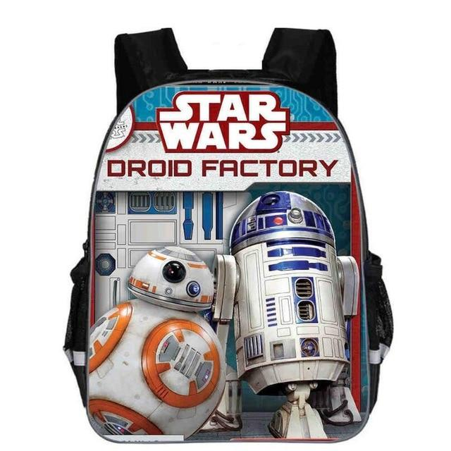Sac À Dos Star Wars<br> Droid Factory - Yoda Shop