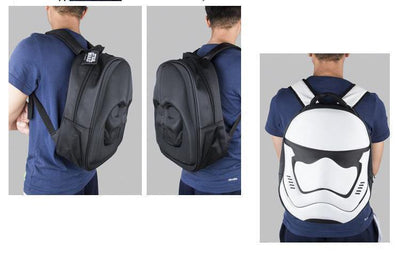 Sac À Dos Star Wars<br> Enfant Dark Vador - Yoda Shop