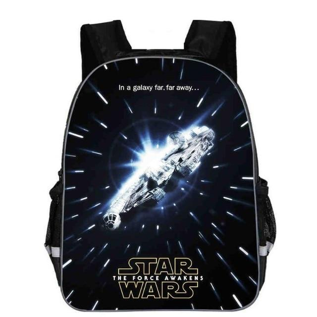 Sac À Dos Star Wars<br> Faucon Millenium - Yoda Shop