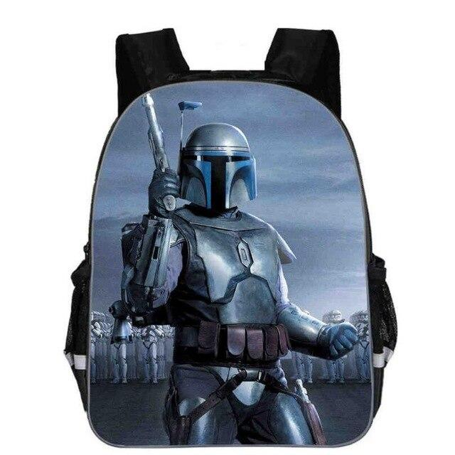 Sac À Dos Star Wars<br> Jango Fett - Yoda Shop