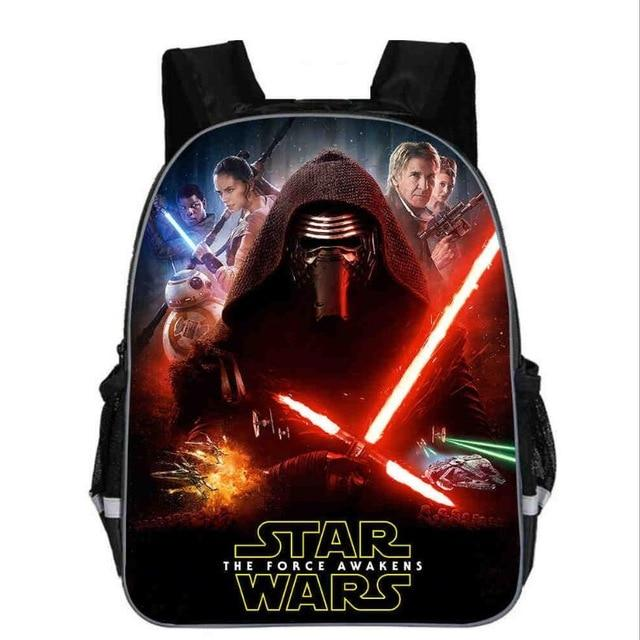 Sac À Dos Star Wars<br> Kylo Ren - Yoda Shop