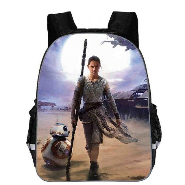 Sac À Dos Star Wars<br> Rey - Yoda Shop