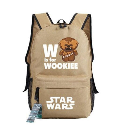 Sac À Dos Star Wars<br> W For Wookiee - Yoda Shop