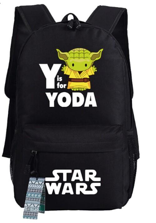 Sac À Dos Star Wars<br> Y For Yoda - Yoda Shop