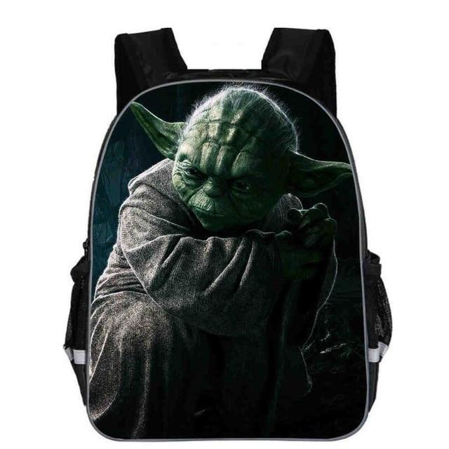 Sac À Dos Star Wars<br> Yoda - Yoda Shop