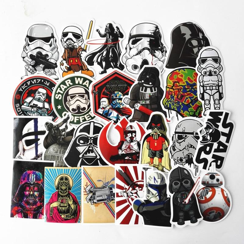 Sticker Star Wars<br> Lot De L'Empire - Yoda Shop
